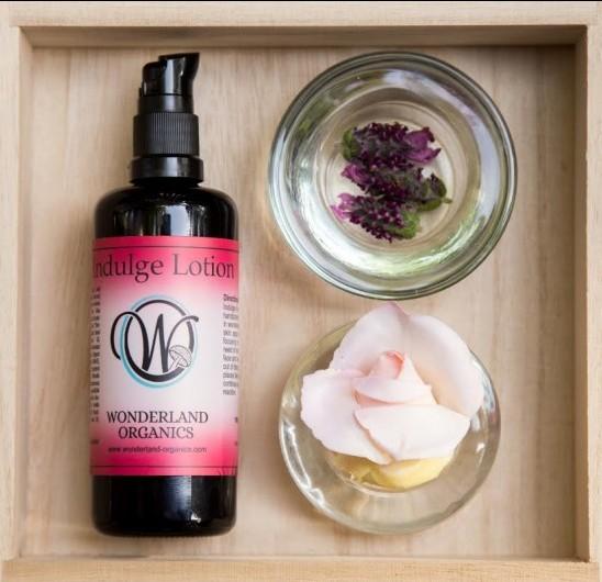 organic facial oils